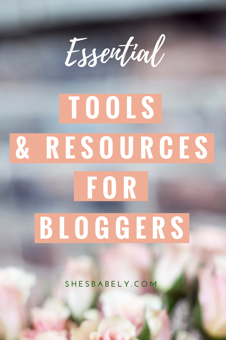 Essential Tools for Bloggers – Blogging tools – How to start a blog the right way so you can earn money from it | monetize | blogging | tips | make money blogging | | www.beautyisgf123.com