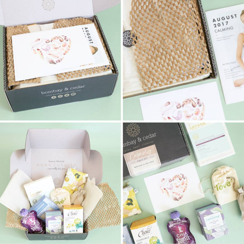 Bombay And Cedar subscription box sale promocode – best subscription boxes – beauty box subscriptions – mom subscription box – subscription boxes for moms – unboxing subscription box review | beautyisgf123.com