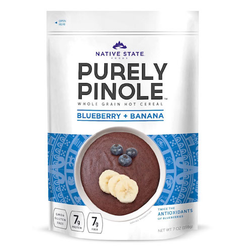 Purely Pinole vegan power food healthy snacks | BeautyIsCrueltyFree.com