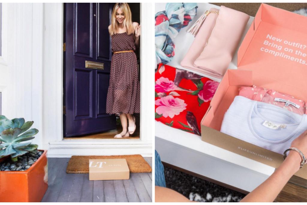 le tote fashion rental subscription box beautyiscrueltyfree. Black Bedroom Furniture Sets. Home Design Ideas